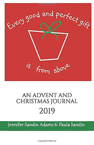 Advent Christmas Journal 2019